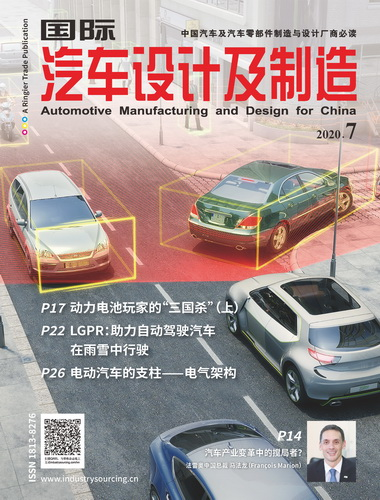 Automotive Manufacturing & Design for China