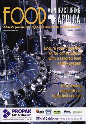 Food Manufacturing Africa